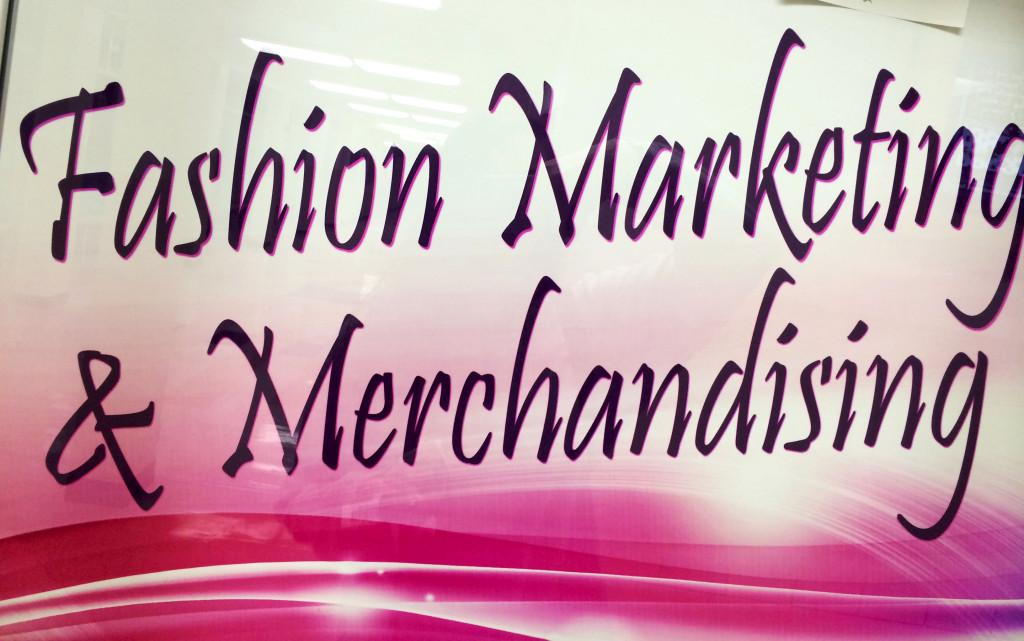 Fashion Merchandising college courses list