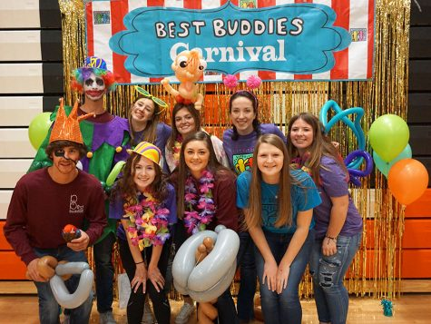 Best Buddies hosts annual carnival