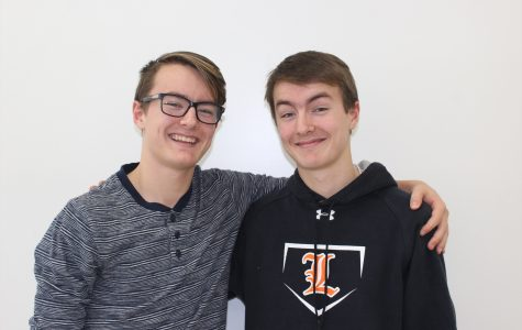Ethan and Jared Robbins