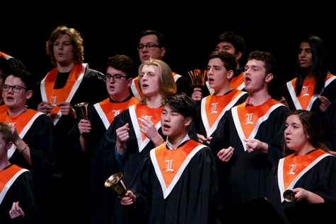 Choir performs annual Winter Concert