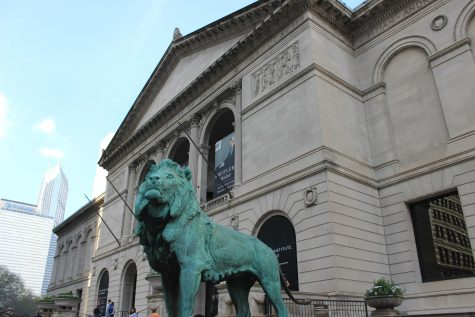 The Art Institute of Chicago: A Perfect Staycation