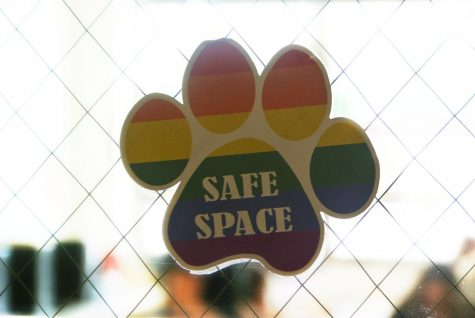 LHS Staff Member Fired After Removing 'Safe Space' Stickers