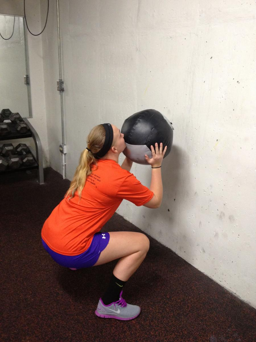 Students have the option to take a CrossFit class before school this year.