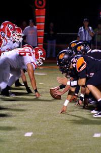 LHS Wildcats Football vs. Grant Bulldogs