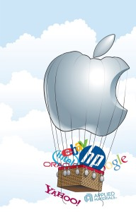 Apple Now Most Valuable Brand in World