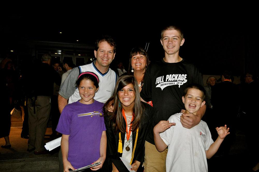 The+Borcia+family+celebrates+Kaeleigh%E2%80%99s+graduation+from+Libertyville+High+School+in+June+2012.%0ABack+row%2C+left+to+right%3A+Mr.+Jim+Borcia%2C+Mrs.+Margaret+Borcia%2C+Joe+Borcia.%0AFront+row%2C+left+to+right%3A+Erin+Borica%2C+Kaeleigh+Borcia%2C+Tony+Borcia.