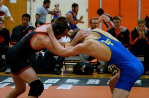 Wrestling: Libertyville Wildcats vs. Lake Forest Scouts