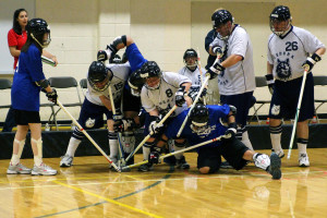 District 128 Storm wins State Floor Hockey Title