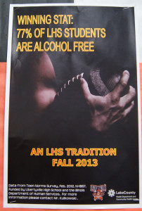 Alcohol Posters Prove to be Ineffective