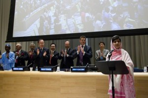 Malala's Rebellion Against Taliban Inspires the World