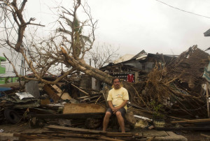 Recent Typhoon Hits Home