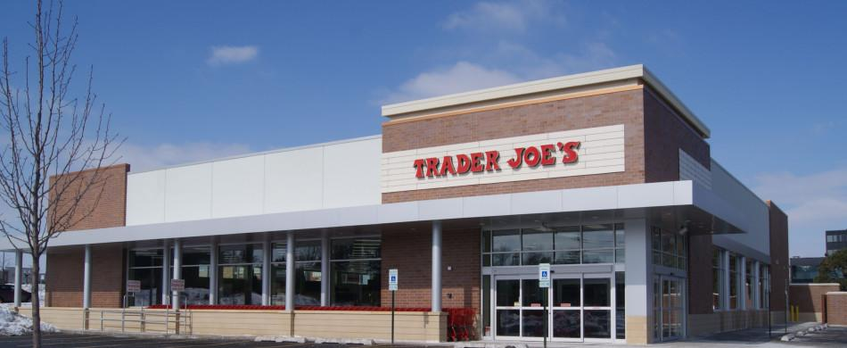 The new Trader Joe's in Libertyville, located at 1600 Milwaukee Ave.