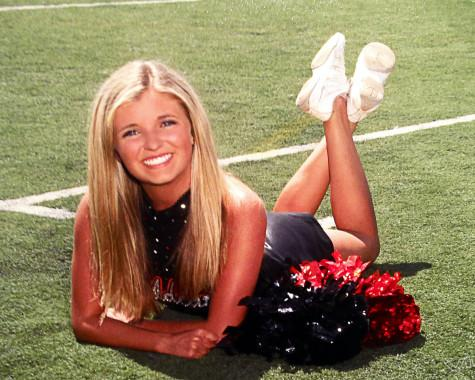 Miller has been dancing since she was nine and plans on dancing on the poms team again next year.