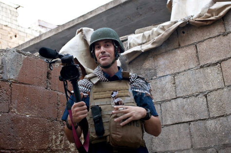 American Journalists Killed in Syria