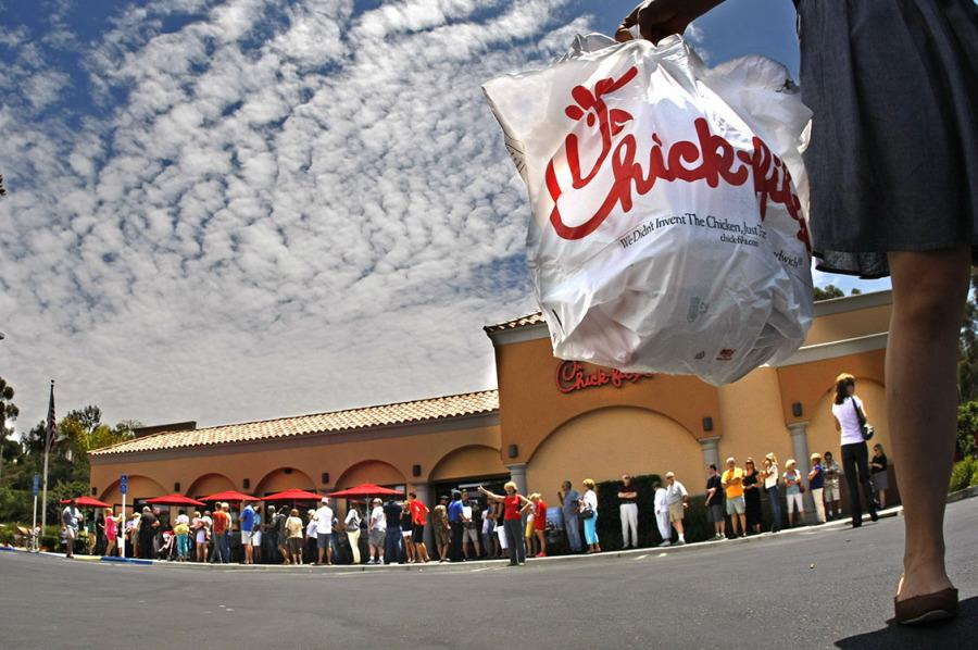 Millions of people eat at Chick-Fil-A a day. Most do not know what exactly is in their food. Unhealthy environment and questionable ingredients is a result to food poisoning in  a local Chick-Fil-A restaurant.