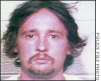 William (Billy) Rouse 15 years later after having murdered his mother and father Bruce and Darlene Rouse in 1980.