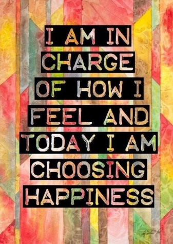 Mind Over Matter: Choosing Happiness