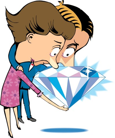 Diamond Engagement Ring: Why is this still a thing?