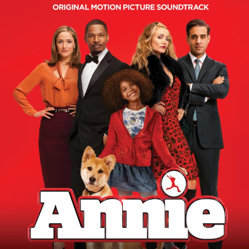 The+well+known+%22Annie%22+hit+the+screens+in+December+2014%2C+but+this+time+with+a+new+image.
