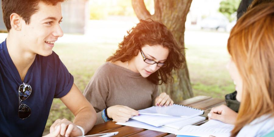 Studying more efficiently is proven for students success within the classroom. Photo taken from the Huffington Post