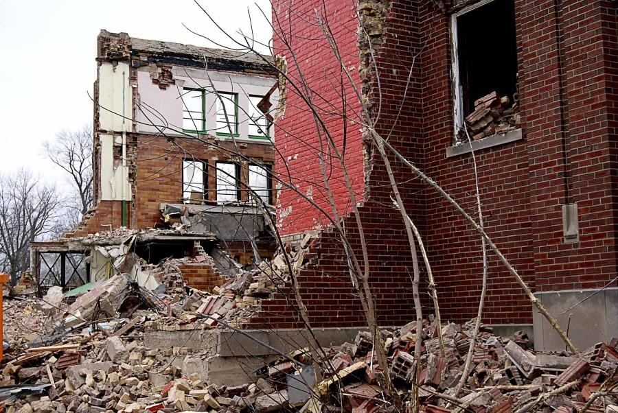 Bricks from Brainerd to be saved, sold to community