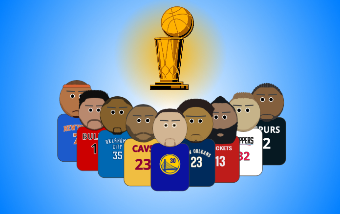 Who will bring home the Larry O'Brien trophy?