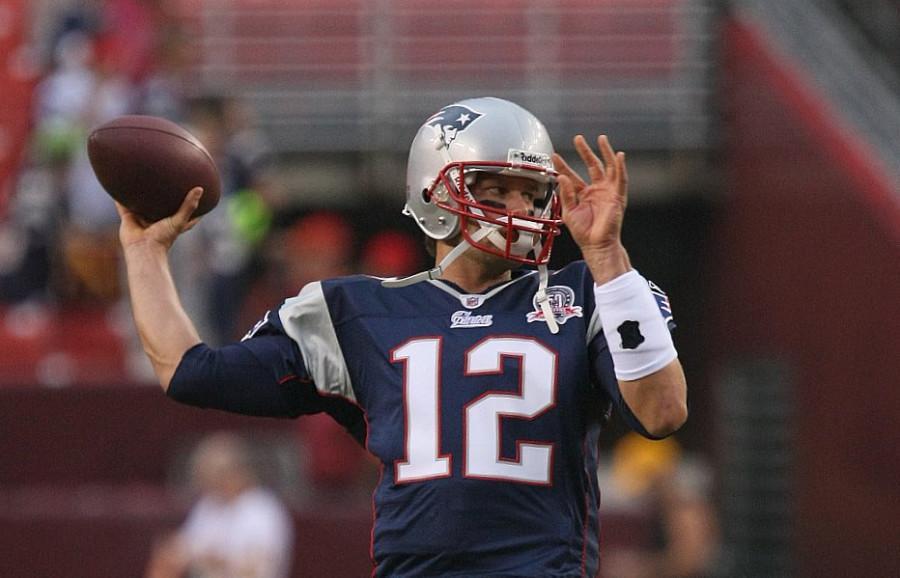 Patriots legendary quarterback Tom Brady seems well on his way to winning his third MVP award.