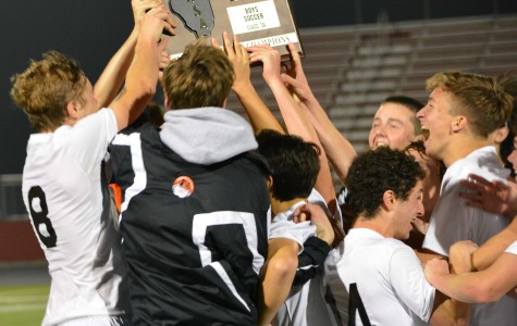Varsity Soccer Heads to State After a 1-0 Match Against Evanston
