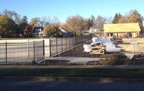 New Construction Underway at the Brainerd Site