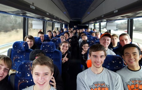 The Road to Dekalb: Bus Style