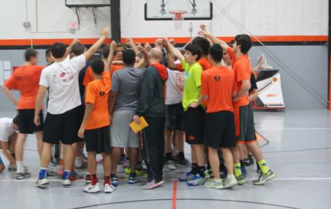 Tip-Off to the basketball season