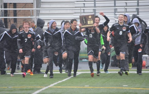 Varsity Soccer Defeats Deerfield: on to the Supersectionals