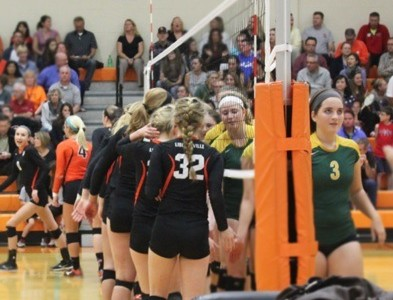 Libertyville girls' volleyball finishes the season as Regional Champions