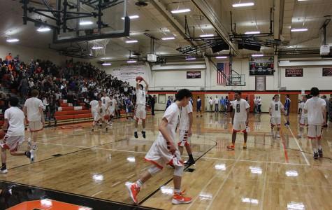 Boys Basketball Photos vs. Warren (1/5/16)