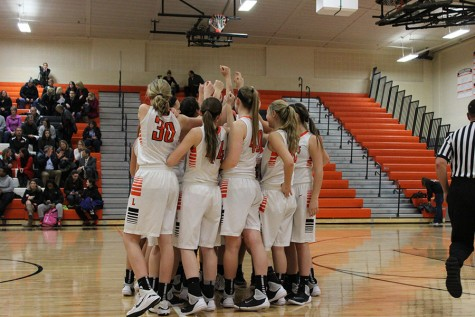 Girls Basketball Photos vs. Grant (1/6/16)