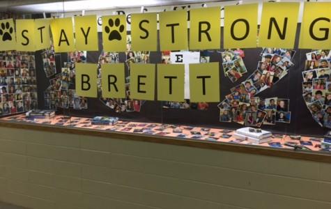 Update on LHS Alum Brett Becker
