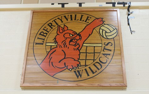 Commemorative Brainerd Flooring Donated to Libertyville Volleyball Programs