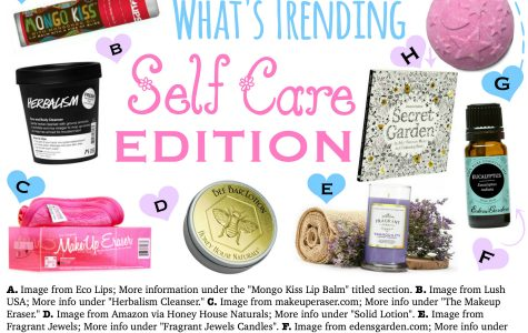 What's Trending: Self Care Edition