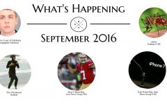 What's Happening: September 2016