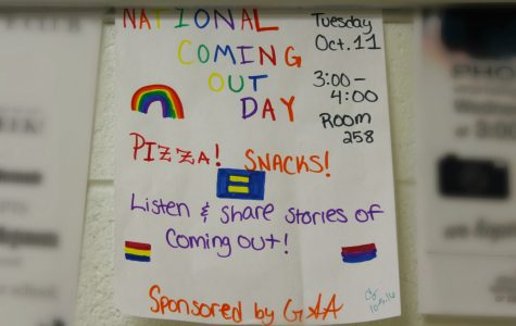 How National Coming Out Day is Celebrated in Libertyville