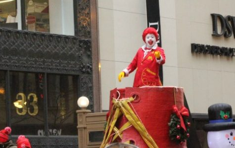 McDonald's Thanksgiving Parade in Downtown Chicago