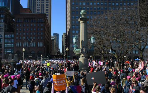 My Experience at the Women's March on Chicago
