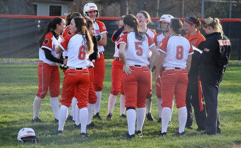 Libertyville Softball Run-Ruled Buffalo Grove