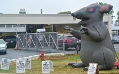 Mechanics at the Napleton Cadillac Dealership Continue to Strike