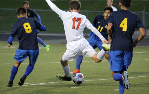Boys Soccer Onto Sectional Championships