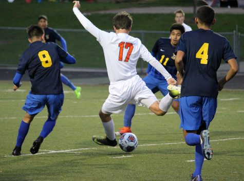 Boys Varsity Soccer IHSA Super-Sectionals
