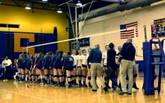 Girls Volleyball Team Falls Short at Sectional Game