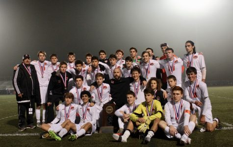 Boys Soccer Playoff Run Ends in State Finals