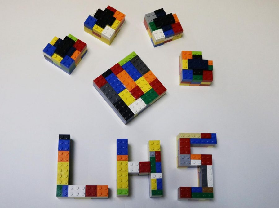Just like Legos are different shapes, sizes and colors, we at LHS come in all different shapes, sizes, colors and backgrounds. We are all unique and diverse, which is what helps LHS build a stronger and more accepting community.