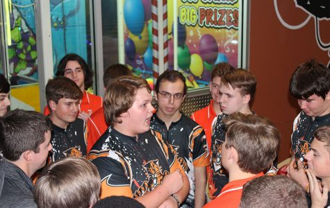 Boys varsity bowling falls to Lake Zurich in regular season match